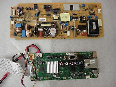 Sony KDL-32BX330 Repair Kit Main Board + Power Supply Board + Wiring NEW