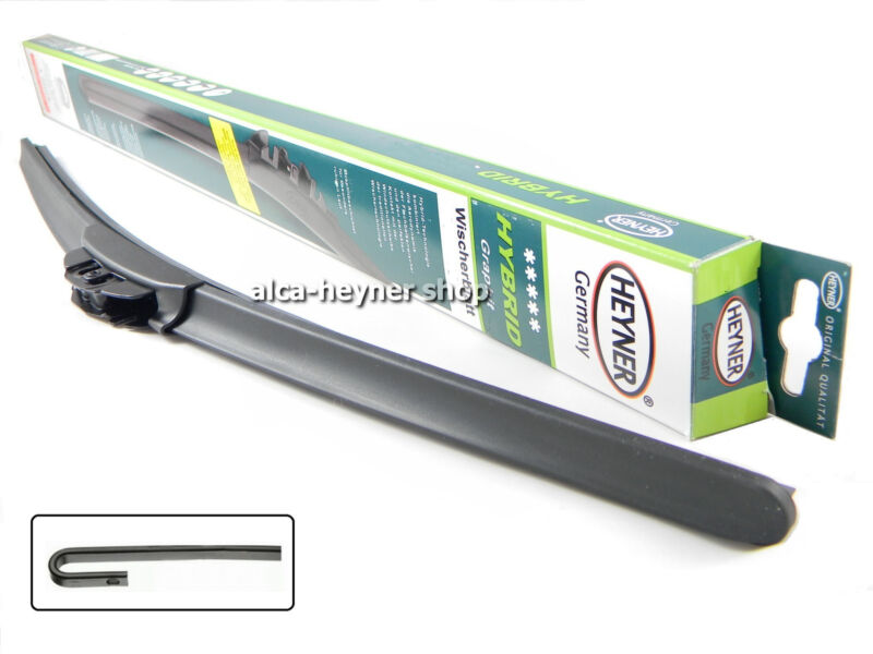 Lexus IS 2005-on DRIVER SIDE single HYBRID wiper blade 22