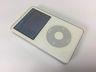 Apple iPod 5th Generation White 30 GB Model A1136