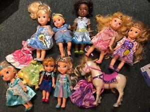 Collection poupées Disney