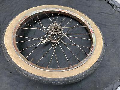 Cassette sprocket freewheel 6 vintage bicycle rim crowns old bike new