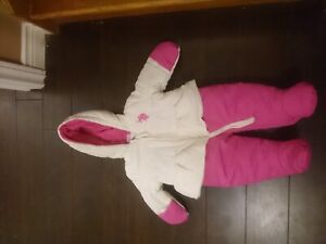 Toddler size 6-9 month snow suit