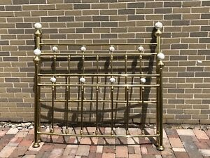 BEAUTIFUL BRASS BED