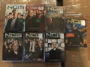 NCIS DVD - 7 in total**brand new**