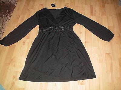 Damenkleid Winter Kleid Langarm Partykleid Gr.M -Gr.XL NEU (Winter Party Kleid Für Damen)