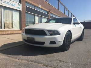 2010 Mustang 5spd Leather
