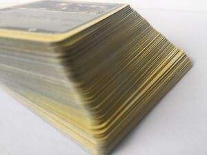 STACK OF OLD POKEMON CARDS!!! NEED GONE!!!