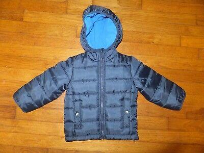 OshKosh Boys Winter Padded Jacket Navy 2T NWOT for sale  Shipping to India