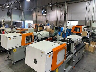 Plastic Manufacturing Injection Molding Machine Time Available 25-550 Tons