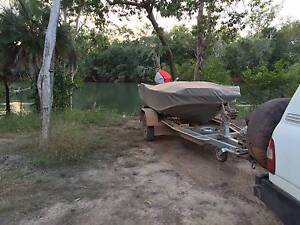 OFF-ROAD BARRA BOAT Jindalee Wanneroo Area Preview