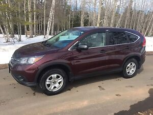 2014 Honda CR-V AWD 62000 KMS Warranty