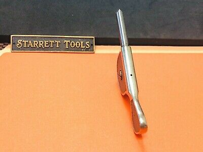 Vintage Starrett No.104 High Speed Rpm Indicator. Made In The Usa