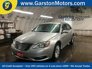 2011 Chrysler 200 LX*POWER WINDOWS/LOCKS/HEATED MIRRORS*CRUISE C