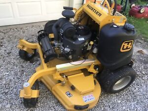 Lawn care business ending, equipment for sale