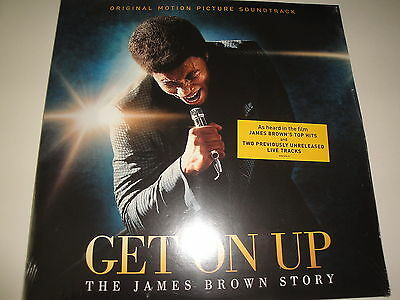 James Brown: Get On Up- The James Brown Story Vinyl 2 LP
