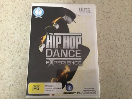 Wii The Hip Hop Dance Experience