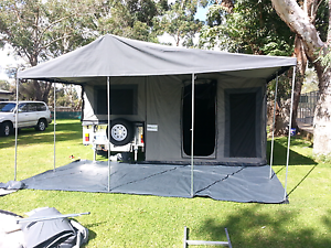 Camper Trailer - Immaculate condition Southern River Gosnells Area Preview