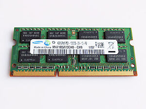 Samsung 4GB DDR3 PC3-10600S M471B5273CH0-CH9 RAM Laptop Memory 1333 MHZ Notebook