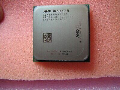 Usado, AMD Athlon II B28 X2 3.4GHz 2MB adxb28ock23gm am3 am2+ dual core 270  comprar usado  Enviando para Brazil