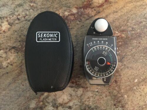 Sekonic L-256D Flash Meter