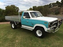 1986 Ford F350 Ute Stansbury Yorke Peninsula Preview