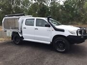 Toyota Hilux Humpty Doo Litchfield Area Preview