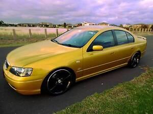 *Ford Fairmont Ghia BA Sedan (V8) LPG/Dual Fuel - Rare (RWC/REG)* Melbourne Region Preview