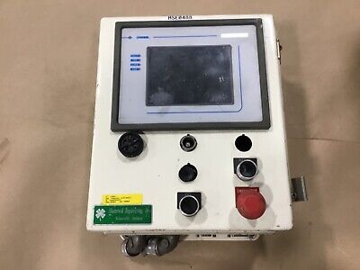 Uniop Ect-16-0045 Touch Screen Interface Panel With Enclosure 6146dk