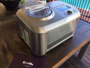 Breville smart scoop ice cream maker Hamilton South Newcastle Area Preview