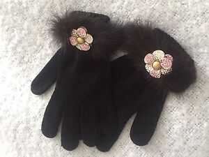 Beautiful gloves
