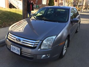 2007 Ford Fusion SEL V6 FWD