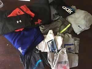 Boys youth under armour lot