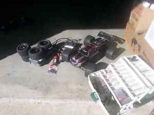 Traxxas E Revo 1/10 brushless Albany Creek Brisbane North East Preview