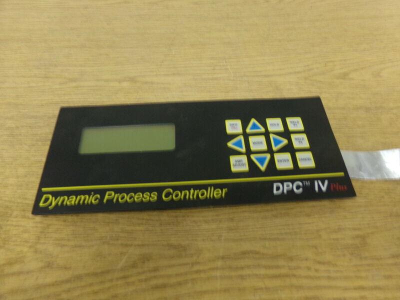 Dukane 4070 Dynamic Process Controller DPC IV Plus Board Silver Ribbon Cot