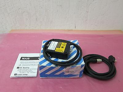 AMAT 1400-01273 Matsushita Electric Works NAIS Micro Laser Sensor LM10 401719