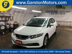2015 Honda Civic BACK UP CAMERA*CLIMATE CONTROL*AM/FM/CD/AUX/USB