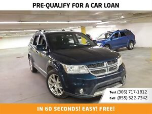 2013 Dodge Journey SXT/Crew AC,Leather,Bluetooth,Sunroof