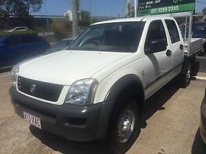 2003 Holden Rodeo Dual Cab Ute Slacks Creek Logan Area Preview