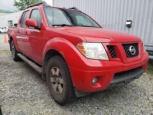 2011 Nissan Frontier PRO-4X Nouvel Arriva