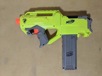 Nerf Gun Rayven For Sale