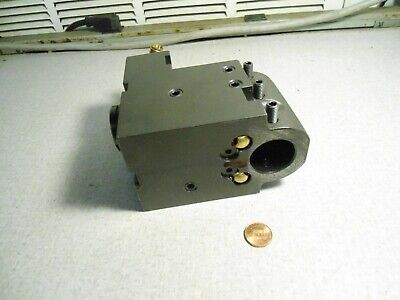Mori Seiki Cnc Lathe Tool Holder 1.25 Hole