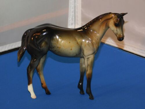 Peter Stone Weanling Test Model Horse! Glossy Finish