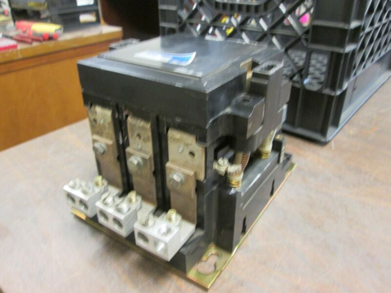 Gould Size 4 Contactor A103F 600V 135A 480V Coil Used