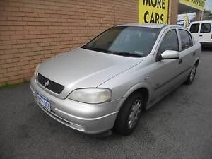 2003 Holden Astra City 1.8 Sedan Wangara Wanneroo Area Preview