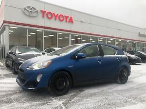 2017 Toyota Prius c Base, One Owner Trade In, Back Up Camera