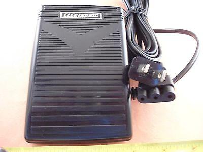 Kenmore Foot Control Pedal Sewing Machine Sergers C-1028, C1