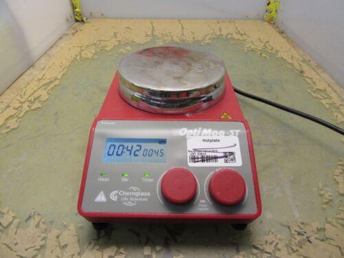 Chemglass Life Sciences OptiMag-ST Hot Plate and Magnetic Stirrer [3*I-49.5]