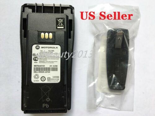 Li-ion NNTN4497CR 2200mAh Battery For MOTOROLA CP200XLS CP200D CP340 CP360 EP450