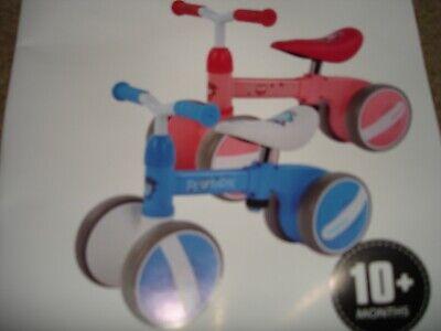 Peradix Baby Balance Bikes Adjustable Bicycle 10-36 Months