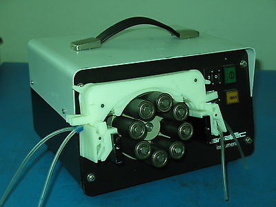 Ismatec Instruments Peristaltic Fluid Pump